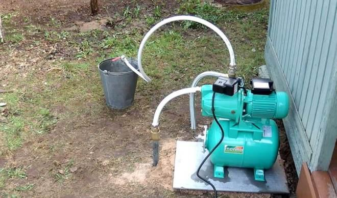 Насосная станция – это полностью укомплектованное устройство, обеспечивающее автоматическое водоснабжение