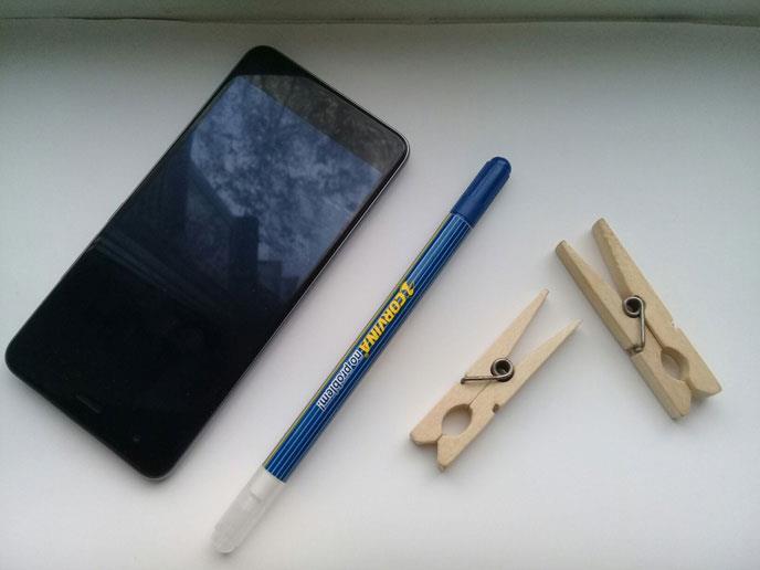 Как сделать штатив для смартфона своими руками