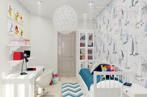 6. детская комната