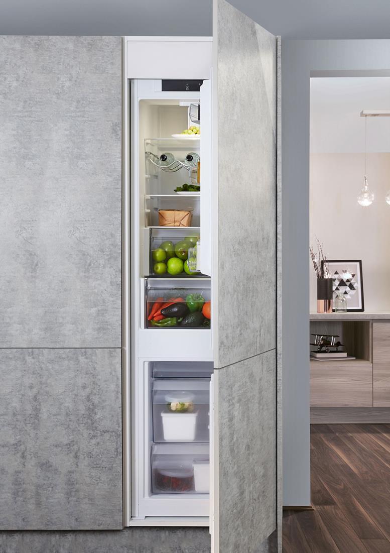 Чем больше семья, тем большего объема холодильник нужно покупать