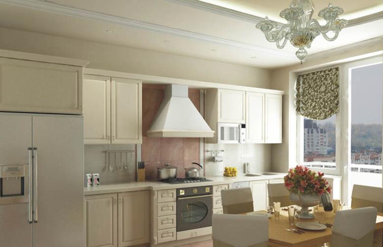 Встройка техники позволит рационально организовать пространство, создавая гораздо больше возможностей для интересных дизайнерских решений интерьера кухни