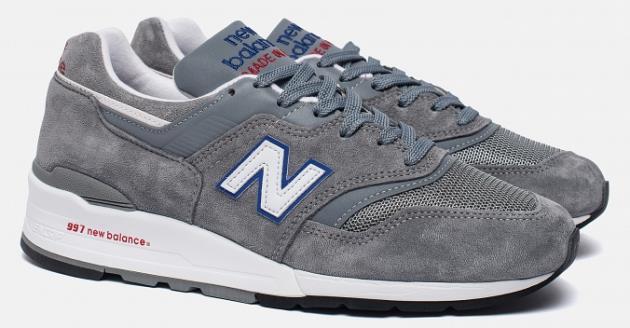 Как выбрать кроссовки: New Balance 997