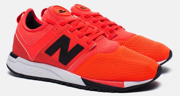 Как выбрать кроссовки: New Balance MRL247OR Sports Pack