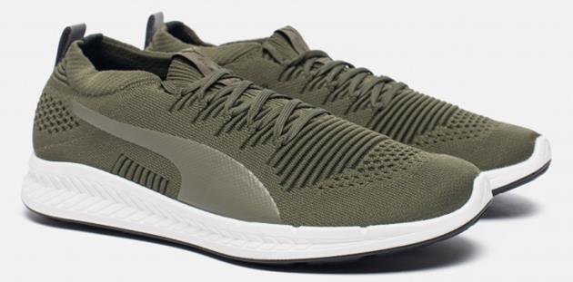 Как выбрать кроссовки: Puma Ignite evoKNIT 3D Burnt