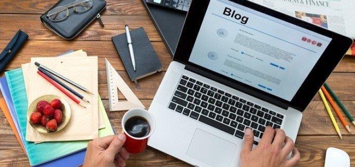 Ведение личного блога для заработка