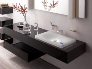 Фото раковины в ванной комнате