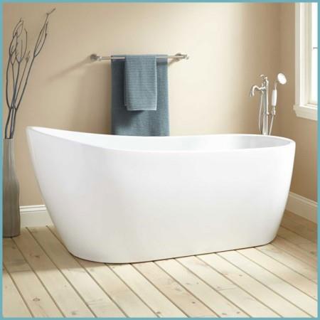 форма акриловых ванн