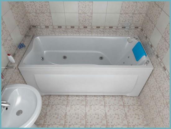 акриловые ванны российского производства