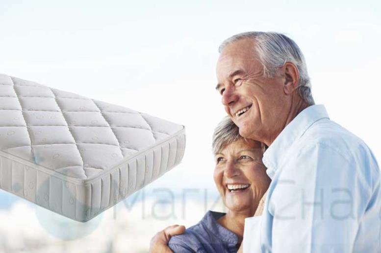 Рейтинг матрасов для пожилых людей