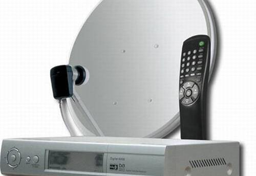 Операторы спутникового ТВ транслируют свой сигнал через разные спутники