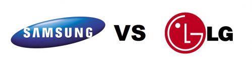 Самсунг и LG