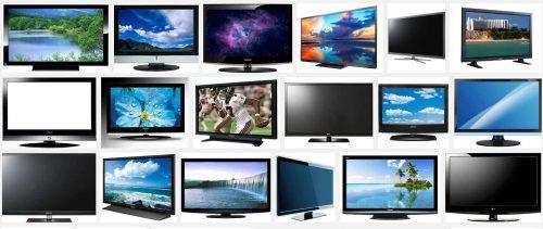 Разные телевизоры