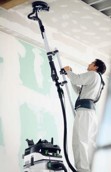 пылесос под шлифмашинку для стен и потолков