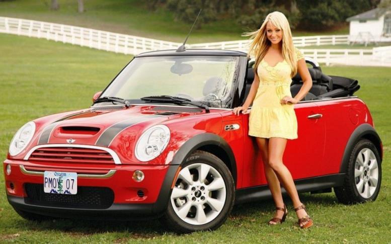 авто для девушки