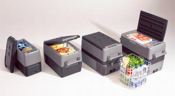 Виды и особенности устройства автохолодильников