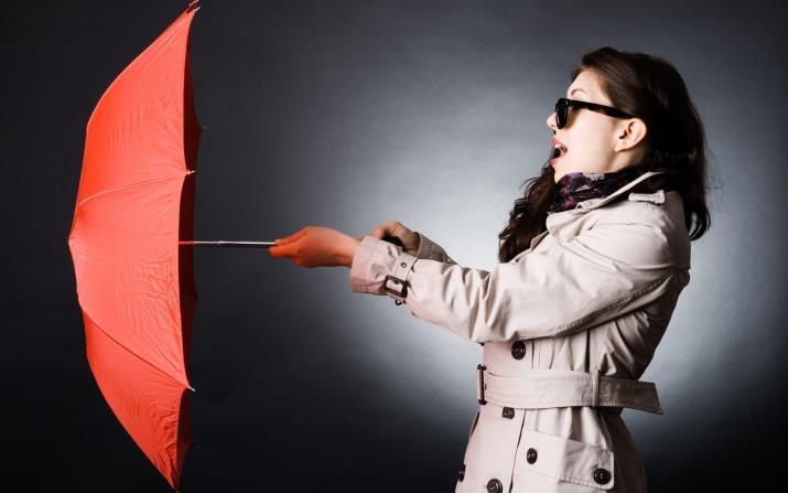 Разновидности механизмов зонтов