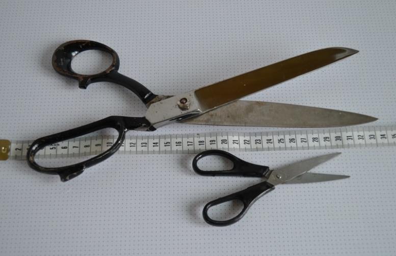 Как выбрать ножницы портновские