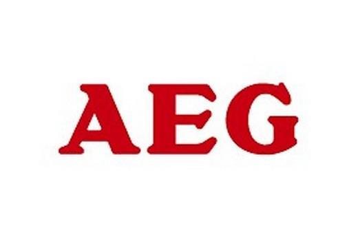 Логотип немецкой компании AEG
