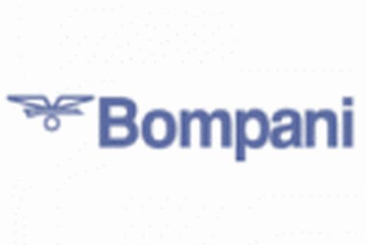 Логотип компании Bompani