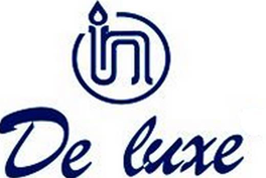 Логотип компании De Luxe