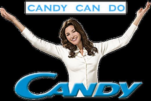 Логотип итальянской компании Candy