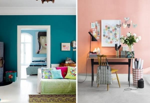 Какую краску выбрать для стен в квартире