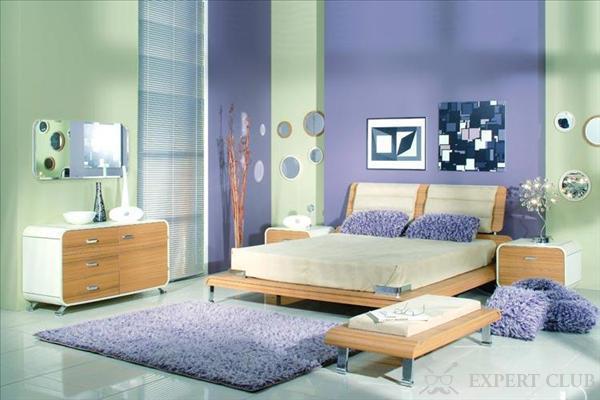 Гармония цвета должна быть в каждой спальне
