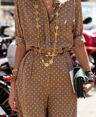Психология коричневого цвета в одежде