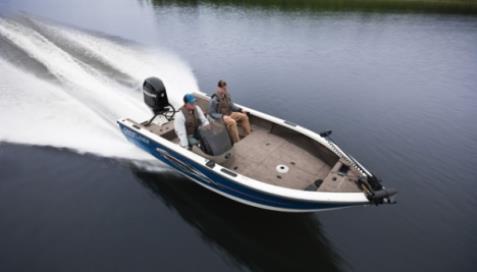 Высокая прочность алюминиевой лодки