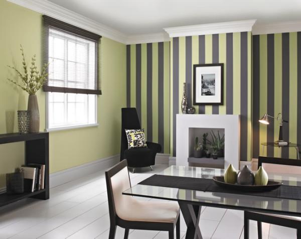 цвет обоев для гостиной комнаты