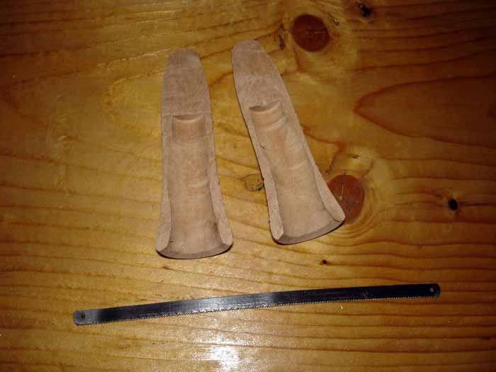 Манок можно сделать своими руками из деревянного черенка
