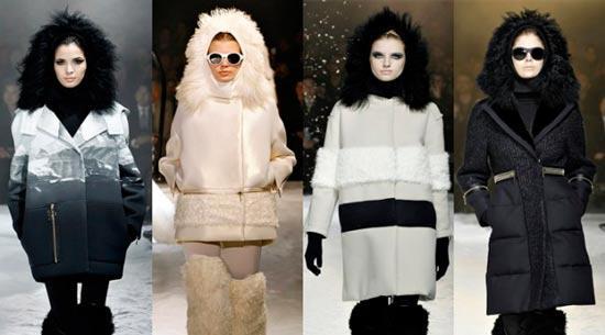 Стильный гардероб на зиму