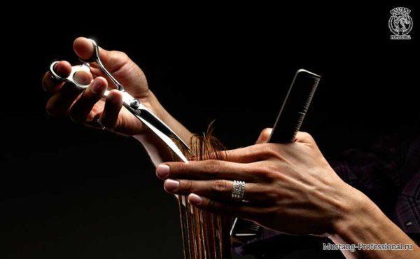 Какие ножницы купить начинающему парикмахеру - вопросы длины