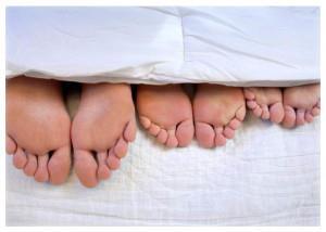 Спать на матрасе