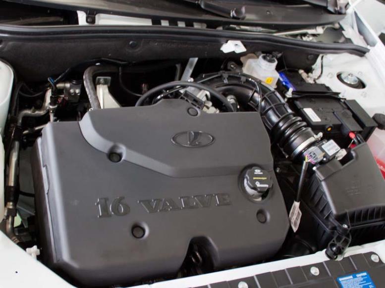 двигатель ВАЗ 21125 на Ладу Гранту