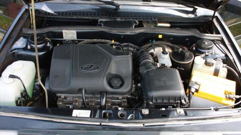 двигатель ВАЗ 21114 на Ладе Гранте