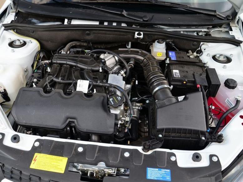 новый двигатель ВАЗ 21127 на Лада Гранта