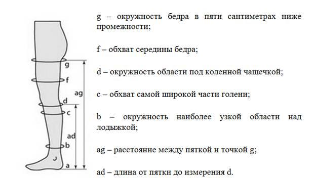 параметры тела