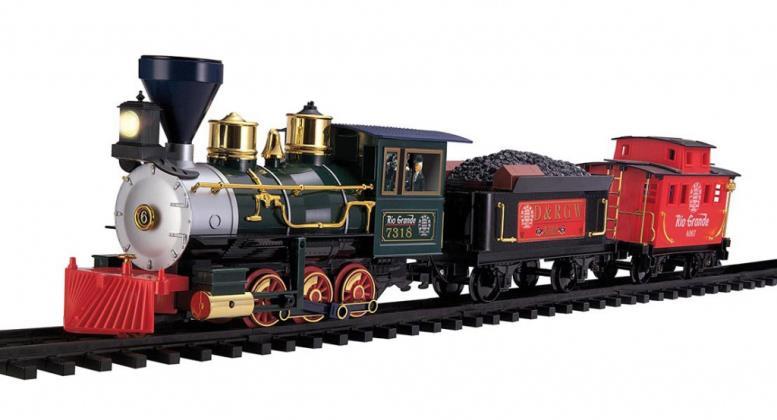 Лучшие производители железных дорог для детей