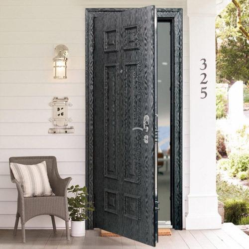 Материалы для качественной входной двери