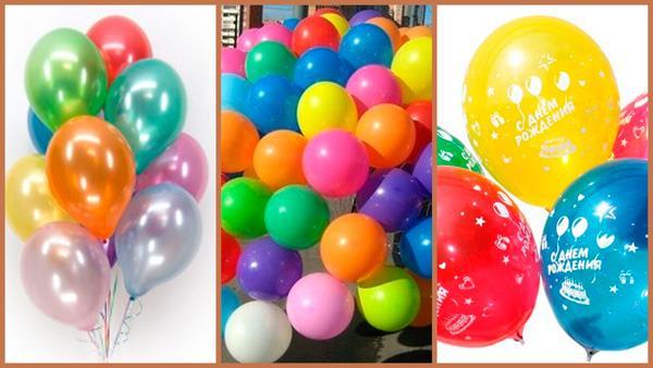У шариков типа пастель также есть некоторый блеск, но он не столь же интенсивен, как у металлика