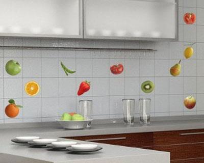 какой лучше сделать фартук на кухне