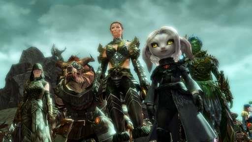 Guild Wars 2 - Guild Wars 2: Какой класс сильнее? На каком сервере играть? Какой шмот самый сильный в игре?