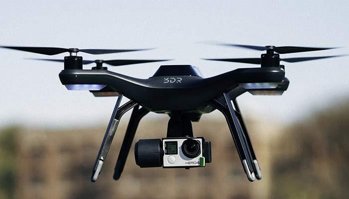 3DR Solo dron