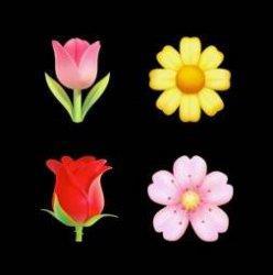 ТЕСТ по картинке: выбери цветок и узнай, когда ты выйдешь замуж (женишься)