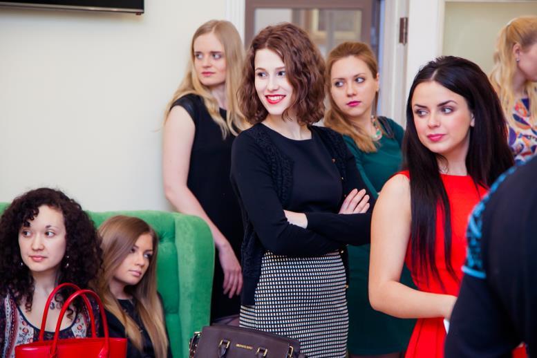 Выпускницы Тренингового центра «Хорошая Жена»