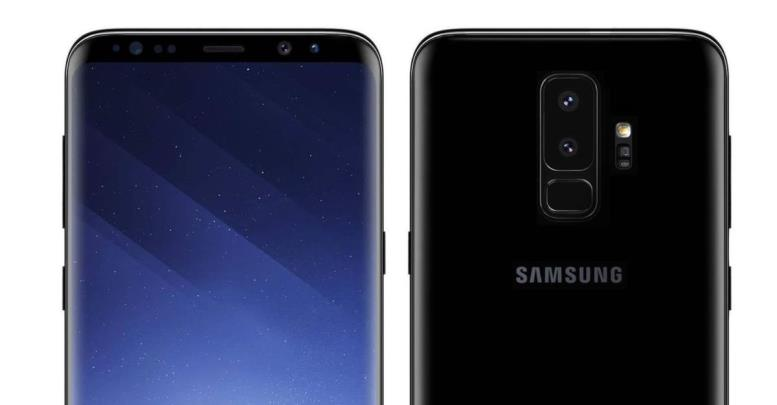 Двойная камера: Samsung Galaxy S9 Plus