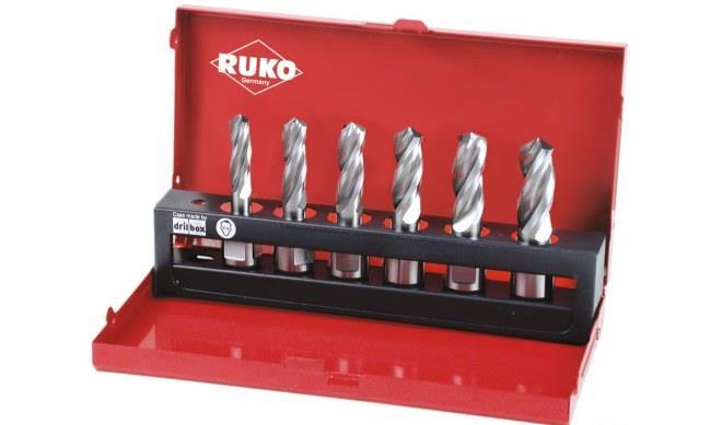 Сверла торговой марки RUKO