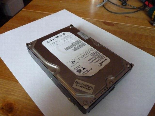 жесткий диск для домашнего компьютера