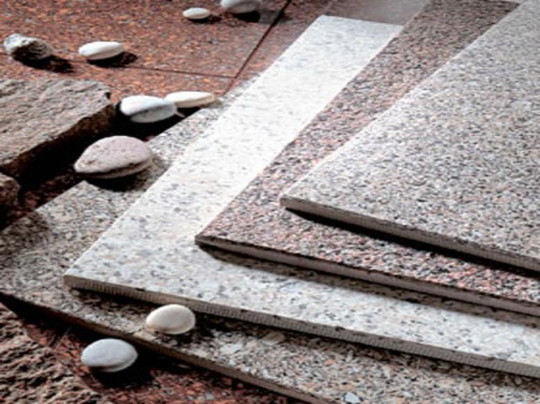 Керамогранит и натуральный камень